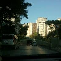 Photo taken at Ethem Efendi Caddesi by İbRaHiM ErKaN Y. on 8/24/2012