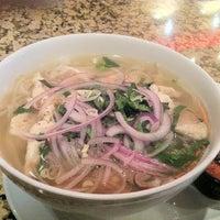 Photo taken at Tasu Asian Bistro by Amber C. on 4/26/2012