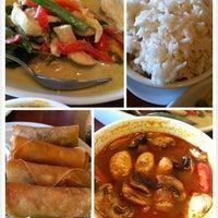 Photo taken at Talay Thai Restaurant by nik L. on 7/2/2012