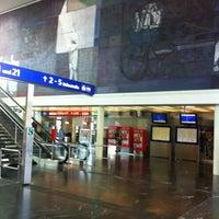 Photo taken at Klagenfurt Hauptbahnhof by Kerstin E. on 9/6/2012