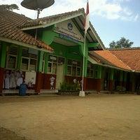 Photo taken at SDN HaurNgombong 2 by Julyanty M. on 7/30/2012