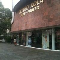 Foto tomada en Teatro Julio Prieto por Pathy el 8/22/2012