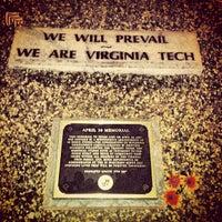 Foto tomada en Virginia Tech por Jordan D. el 9/2/2012