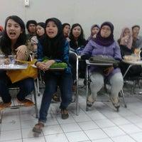 Photo taken at Ruang D38 by Nevi V. on 9/7/2012