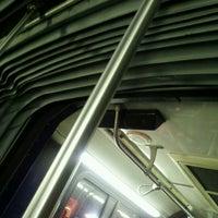 Photo taken at MTA Bus - E 14 St & 2 Av (M14A/M14D) by Melissa S. on 2/3/2012