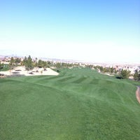 Photo taken at Tuscany Golf Club by Mike W. on 3/11/2012