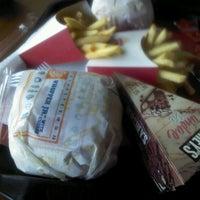 Photo taken at Burger King by Ikbal M. on 6/13/2012