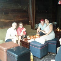 Photo taken at MercBar by jenny m. on 7/14/2012