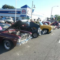 Photo taken at Route 66 Car Show by Chris G. on 9/8/2012