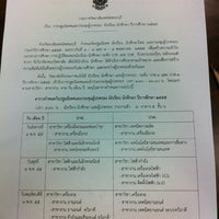 Photo taken at เทคนิคสระบุรี by ADay K. on 4/5/2012