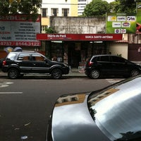 Photo taken at Banca Santo Antônio by Isabella M. on 2/17/2012