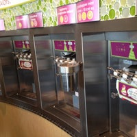 Photo taken at Menchies by Jen H. on 4/11/2012
