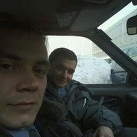 Photo taken at ОВД Ломоносовского района by Михаил М. on 2/20/2012