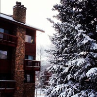 Photo taken at Pine Ridge Condominiums Breckenridge by Pine Ridge Condos on 4/15/2012