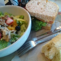 Photo taken at Panera Bread by Emilia D. on 5/17/2012