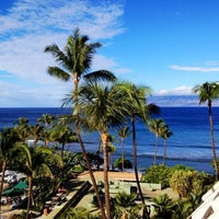 Photo taken at Marriott's Maui Ocean Club  - Lahaina & Napili Towers by Chelsea K. on 8/20/2012