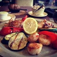 Снимок сделан в Meat&Fish пользователем Agata G. 6/30/2012