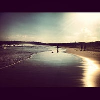 Photo taken at Dee Why Lagoon by Sarah C. on 4/9/2012