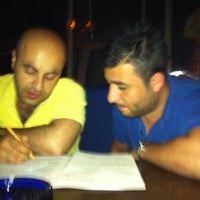 Photo taken at Pub Town by Fatih K. on 6/22/2012