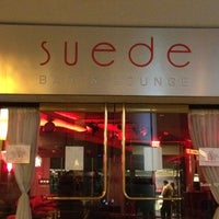 Photo taken at Suede Bar & Lounge by TaeSeo K. on 4/29/2012