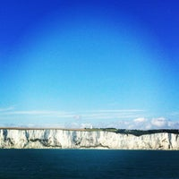 Photo taken at Port of Dover Ferry Terminal by Gero P. on 8/4/2012