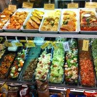Photo taken at Parma Market & Bakery by Stuart M. on 5/6/2012