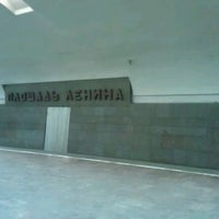 Снимок сделан в Метро «Площадь Ленина» пользователем Ирина Ш. 2/16/2012