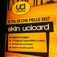 Photo taken at Uci Cinemas by Andrea P. on 3/2/2012