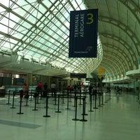 Photo taken at Terminal 3 by Sergey K. on 5/30/2012