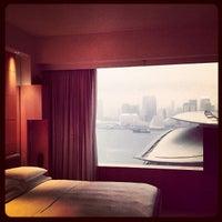 Photo taken at Grand Hyatt Hong Kong by Rubal J. on 4/29/2012