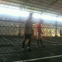 Photo taken at Lampung Futsal by augus s. on 4/19/2012