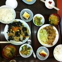 Photo taken at つけ麺大王 by Fukio H. on 6/30/2012