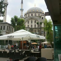 Photo taken at Cafe İstanbul by Levente L. on 6/6/2012