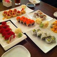 Photo taken at Sushi Nami Japanese Restaurant by Elizabeth M. on 6/27/2012