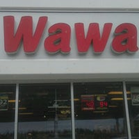 Photo taken at Wawa by Amy Y. on 3/25/2012