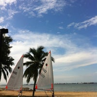 Photo taken at NOSS Sailing Club by ,7TOMA™®🇸🇬 S. on 7/8/2012