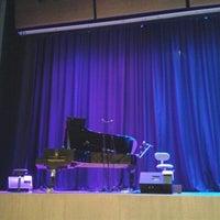 Photo taken at Teatro Ristori by Annalisa G. on 5/17/2012