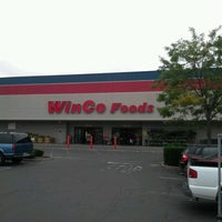 Photo taken at WinCo Foods by Bob R. on 7/22/2012