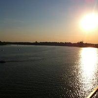 Photo taken at Tropicana Evansville (Casino Aztar) by Ben W. on 6/9/2012