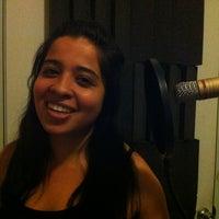 "Photo taken at Prosantana Recording Studio, Creative Studio by Carlos ""Charlie"" S. on 3/22/2012"