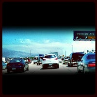 Photo taken at I-210 (Foothill Freeway) by Carlo B. on 7/31/2012