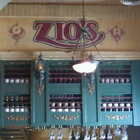 Photo taken at Zio's Italian Kitchen by Justin P. on 5/6/2012
