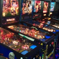Photo taken at Arcade Odyssey by Luis G. on 6/15/2012