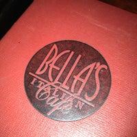 Photo taken at Bella's Italian Cafe by Kostas S. on 8/7/2012