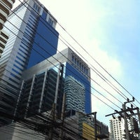 Photo taken at GMM Grammy Place by Sarayut B. on 5/4/2012
