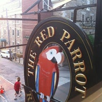 Photo taken at The Red Parrot by Beau B. on 8/17/2012