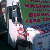 Photo taken at Bionicos Marisol by Yoshawn S. on 9/2/2012