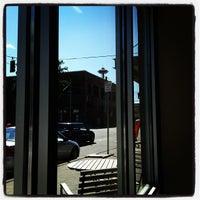 Photo taken at Uptown Espresso by Jon K. on 5/25/2012