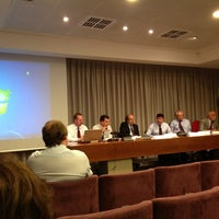 Photo taken at Unicredit Via Marco d'Aviano by Andrea R. on 6/13/2012