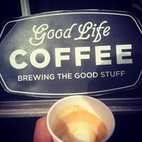 7/12/2012 tarihinde Janne A.ziyaretçi tarafından Good Life Coffee'de çekilen fotoğraf